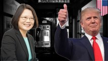 Trumps talks with Taiwan President: Tsai Ing-wen calls Donald, Western media flips out