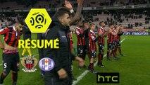 OGC Nice - Toulouse FC (3-0)  - Résumé - (OGCN-TFC) / 2016-17