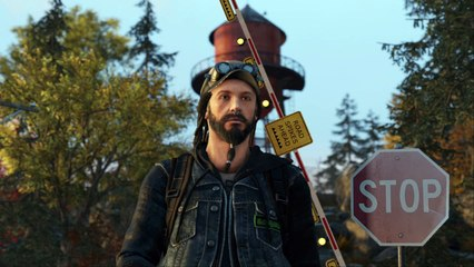WATCH DOGS BAD BLOOD - Trailer