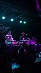 Mad Skillz & DJ Skillz came to funk us up w/ a lil George Clinton