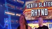 Heath Slater & Rhyno vs Bray Wyatt & Randy Orton Full Match WWE TLC 2016 - Tag Team Championship