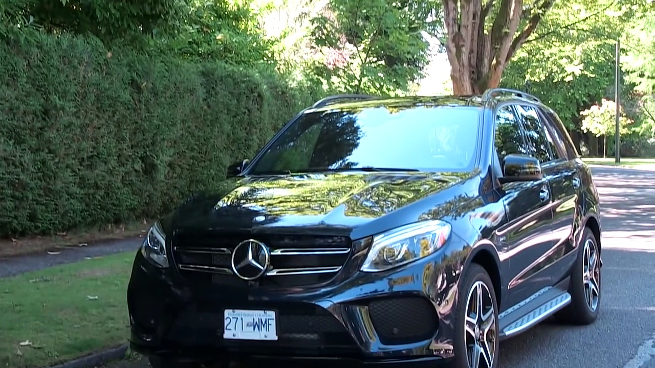 2017 Mercedes – Mercedes GLE Review part 1