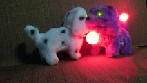 Puppies Barking Puppies Eyes Light Animal Toys part1
