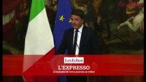 """L'Europe attentive après le """"non"""" au référendum italien"""
