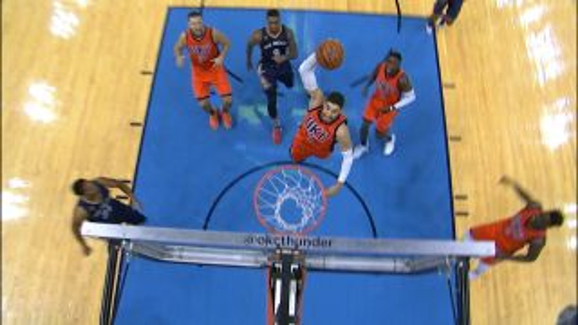 Steal of the Night - Enes Kanter