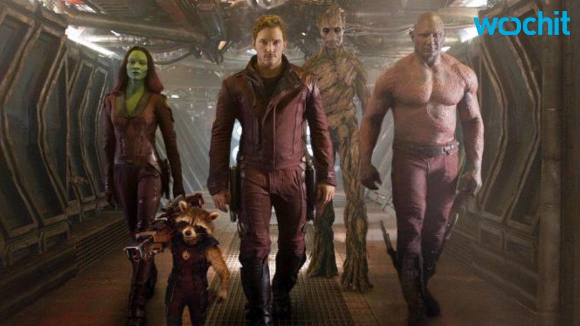 Will Groot And Hulk Fight In 'Guardians Of The Galaxy'?