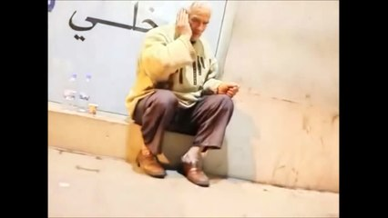Beautiful Recitation of Qur'an by a homeless brother