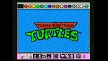 Générique de « Tortues Ninja » avec Mario Paint