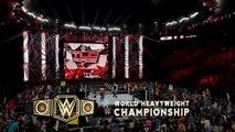 WWE TLC 2016: AJ Styles vs. Dean Ambrose - TLC Match for WWE World Title — WWE 2K17 Match Sims