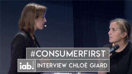 [COLLOQUE 2016] Interview de Chloé Giard (Idinvest Partners) par Jeanne Dussueil lors du Colloque de l'IAB France #ConsumerFirst