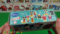 Disney Mickey Mouse Surprise Eggs Unboxing - Mickey Mouse Clubhouse Surprise Eggs Unboxing Toys