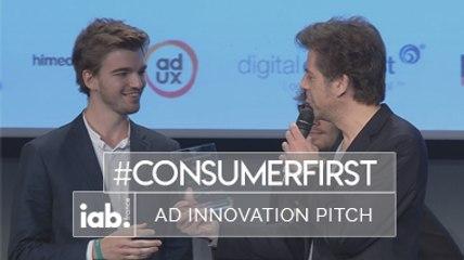 """[COLLOQUE 2016] Remises de Prix - Concours de StartUps """"Ad Innovation Pitch"""""""