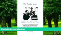 Audiobook The Wonder Years: My Life   Times With Stevie Wonder Ted Hull On CD