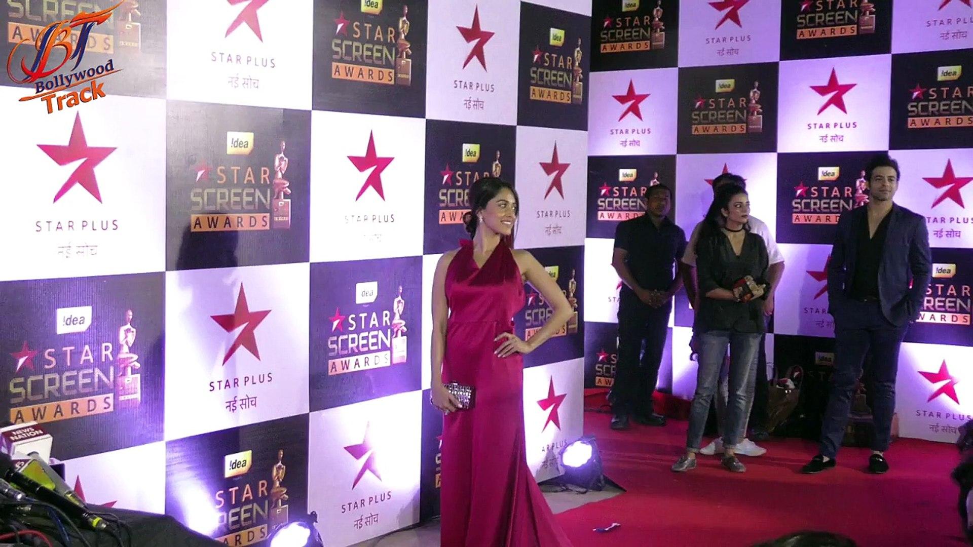Nushrat Bharucha at Star Screen Awards 2016