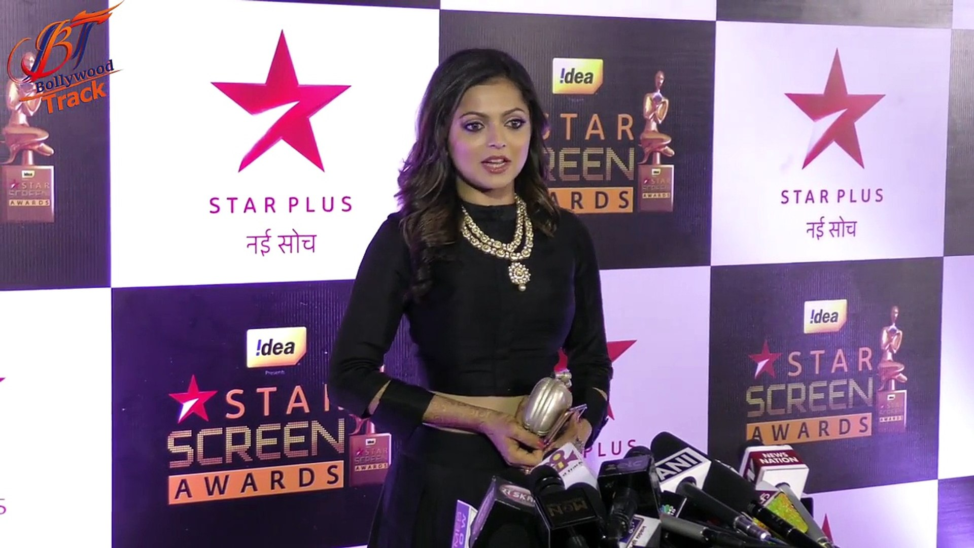 Drashti Dhami at Star Screen Awards 2016