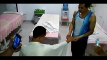 Chinese Chiropractic Adjustment (75) Relaxtion and Treatment of Hand Pain