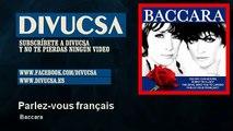 Baccara - Parlez-vous français - Divucsa