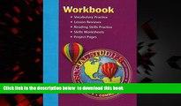 PDF Scott Foresman SS05 WORKBOOK GRADE 3 (Scott Foresmen Social Studies 2005) Pre Order