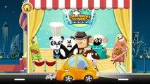 DR. PANDA RESTAURANT Français - Application pour enfants - Le panda cuisine de délicieux plats!