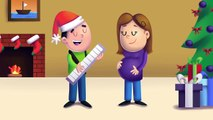 Christmas Lullabies in the Womb | Christmas Lullabies with Piano and Heartbeat Sounds