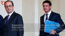 Manuel Valls sur François Hollande : « Je ne le supporte plus »