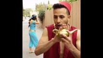 Inanna Sarkis funny Instagram video, inanna Sarkis
