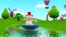 Dinosaurs Cartoons Singing Finger Family Rhymes And Rain Rain Go Away Nursery Rhymes for Children