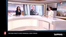 Rémy Pfimlin mort, Delphine Ernotte, directrice de France Télévisions, lui rend hommage en direct (vidéo)