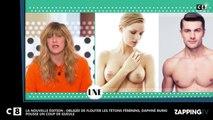 La Nouvelle Edition : Daphné Bürki pousse un coup de gueule contre le sexisme à la télévision (Vidéo)