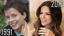 Kate Beckinsale (1991-2016) all movies list from 1991! How much has changed? Before and Now! Pearl Harbor, Click, The Aviator, Underworld, Van Helsing, Nothing But the Truth, Underworld