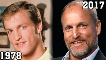 Woody Harrelson (1978-2017) all movies list from 1978! How much has changed? Before and After! Seven Pounds, Zombieland, Now You See Me, Natural Born Killers, Now You See Me 2