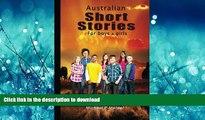 Pre Order Australian short stories for boys (  girls) On Book