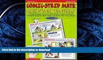 Epub Comic-Strip Math: Mini-Story Problems: 60 Reproducible Cartoons with Dozens of Story Problems