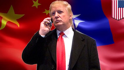 Trump-Taiwan phone call controversy and Taiwan-China relations explained - TomoNews