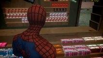 Spiderman, 7 Tortues Ninja Flash McQueen Disney Cars 2 | Dessin animé en francais