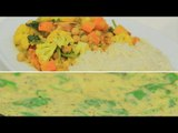 خضروات علي الطريقة الهندية - عجة و وصفات أخرى | عيش وملح حلقة كاملة