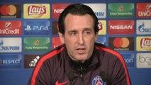 Foot - C1 - PSG : Unai Emery veut «oublier» Montpellier