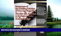 Hardcover Statements of the Guiding Scholars of Our Age Regarding Books   their Advice to the