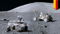 Google Lunar X-Prize: Private German moon mission to inspect Apollo 17 lunar rover