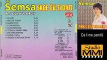 Semsa Suljakovic i Juzni Vetar - Da li me pamtis (Audio 1985)