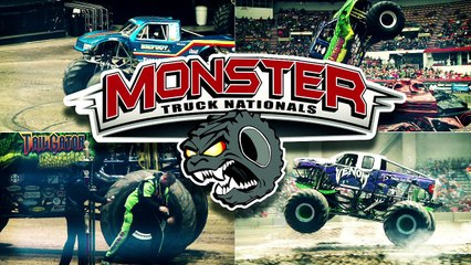 Monster Truck Nationals - Sioux City 2017