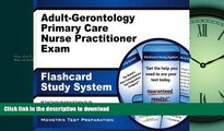 Read Book Adult-Gerontology Primary Care Nurse Practitioner Exam Flashcard Study System: NP Test