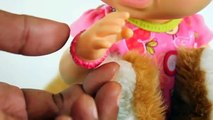 Baby Alive Doll Baby All Gone | Im Still Hungry Mommy