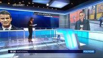 "Candidature de Manuel Valls : ""un moyen de marquer son ancrage territorial"""