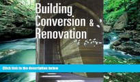 Online Arian Mostaedi Building Conversion   Renovation (Architectural Design) Audiobook Download