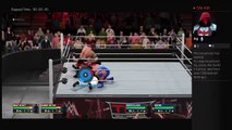WWE TLC Smackdown Tag Titles Bray Wyatt Randy Orton Vs Heath Slater Rhyno