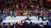 WWE Old School Raw 2014:  Jake 'The Snake' Roberts Returns To WWE