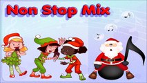 Non Stop Christmas Music.The Best Of Christmas Music The Best Christmas Songs Non