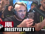 "Jul - Freestyle ""L'ovni"" [Part 1] #PlanèteRap"