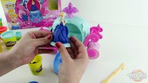♥ Play Doh Magical Carriage Featuring Disney Princess Cinderella new Hasbro Playset Toy